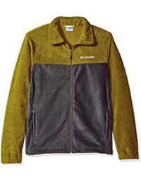Men's Steens Mountain Front-Zip Fleece Jacket
