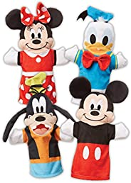 Melissa & Doug Mickey Mouse & Friends Soft & Cuddly
