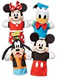 Melissa & Doug Mickey Mouse & Friends Soft & Cuddly Hand Puppets