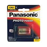 Panasonic CR-2PA/1B Photo Lithium-CR-2PA 3V Battery
