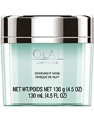 Night Cream by Olay, Luminous Overnight Facial Mask Gel Moisturizer