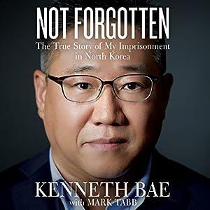 Not Forgotten Audiobook