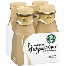 Starbucks Frappuccino Vanilla, 4 pk, 9.5 oz Bottles