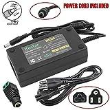 Kastar AC Adapter, Power Supply 12V 6A 72W, Tip