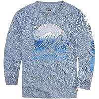 Levi's Boys' Long Sleeve Graphic Logo T-Shirt