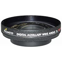 Promaster Digital Auxiliary Wide Angle Lens - .7X