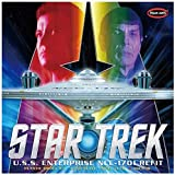 Polar Lights Star Trek USS Enterprise