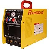 Ramsond CT 520DY 3-in-1 Multifunction Digital Inverter Plasma Cutter + TIG Welder