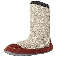 ACORN Men's Slouch Boot Slipper
