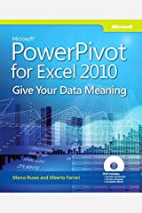 Microsoft PowerPivot for Excel 2010: Give Your Data Meaning (Business Skills) Kindle Edition