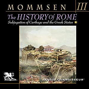 The History of Rome, Book 3 Audiobook