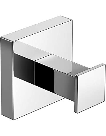 3 piezas de juego de accesorios de baño; anillo de toalla, portarrollos
