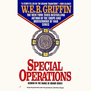 Special Operations Audiobook