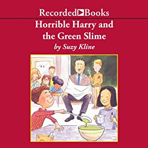 Horrible Harry and the Green Slime Audiobook