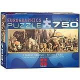 Eurographics Noah's Ark Jigsaw Puzzle, 750-Piece