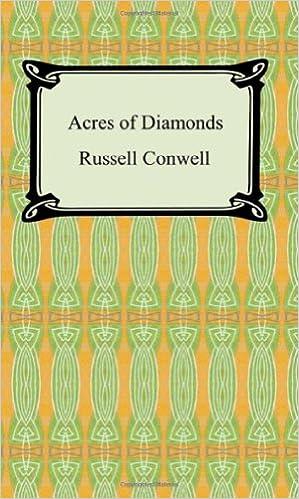 Acres Of Diamonds Pdf