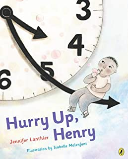 Book Cover: Hurry Up, Henry