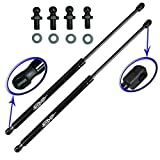 Two Front Hood Gas Charged Lift Supports For 1997-1999 Acura CL, 1994-1997 Honda Accord (V6 Accord Models Only). Left and Right Side. WGS-339-2