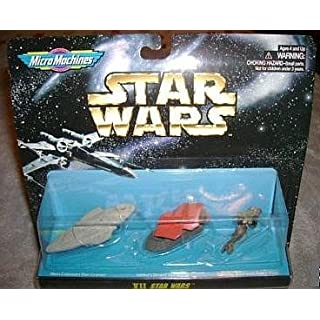 Star Wars Micro Machines Collection VII
