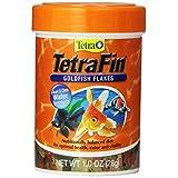 Tetra Tetrafin Goldfish Flakes, 28 g (1.0 oz), 1 Count