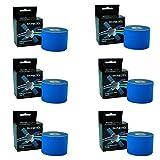 Skinetex Kinesiology Tape 6 Pack