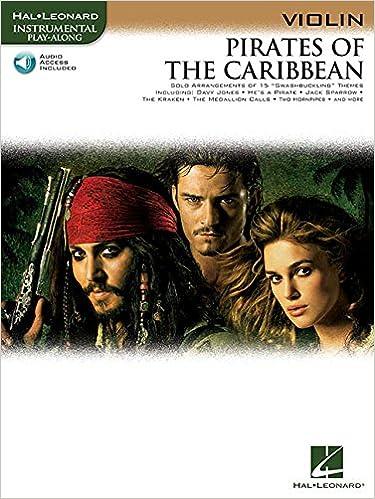 Pirates of the Caribbean for Violin (Hal Leonard Instrumental Play-Along)