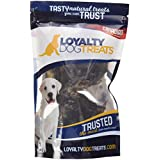 Loyalty Dog Treats, Kangaroo Rib Bones for Dogs, All Natural and Healthy, Free Range, Wild, Grass Fed, Free of Any Hormones or Additives; 125g Bag