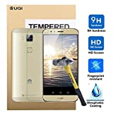 Huawei G8 mini / Compact screen protector, KuGi ® Ultra-thin 9H Hardness High Quality HD clear Premium Tempered Glass Screen Protector for Huawei G8 mini / Compact smartphone (1ps)