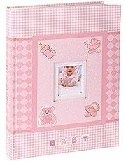 FaCraft - Álbum de fotos para bebé (300 fotos de 4 x 6)