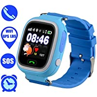 Tracker Anti Lost Smartwatch Children Compatible Features