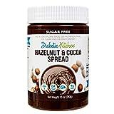 Diabetic Kitchen Sugar Free Hazelnut Chocolate