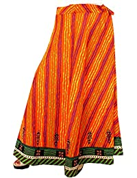 Indian Long Skirt Cotton Block Printed Womens Designer India Clothes