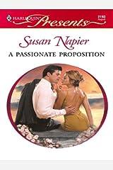 A Passionate Proposition (Presents, 2193)