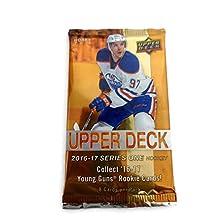 2016-17 Upper Deck Series 1 Hobby Pack