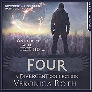 Four: A Divergent Collection Audiobook