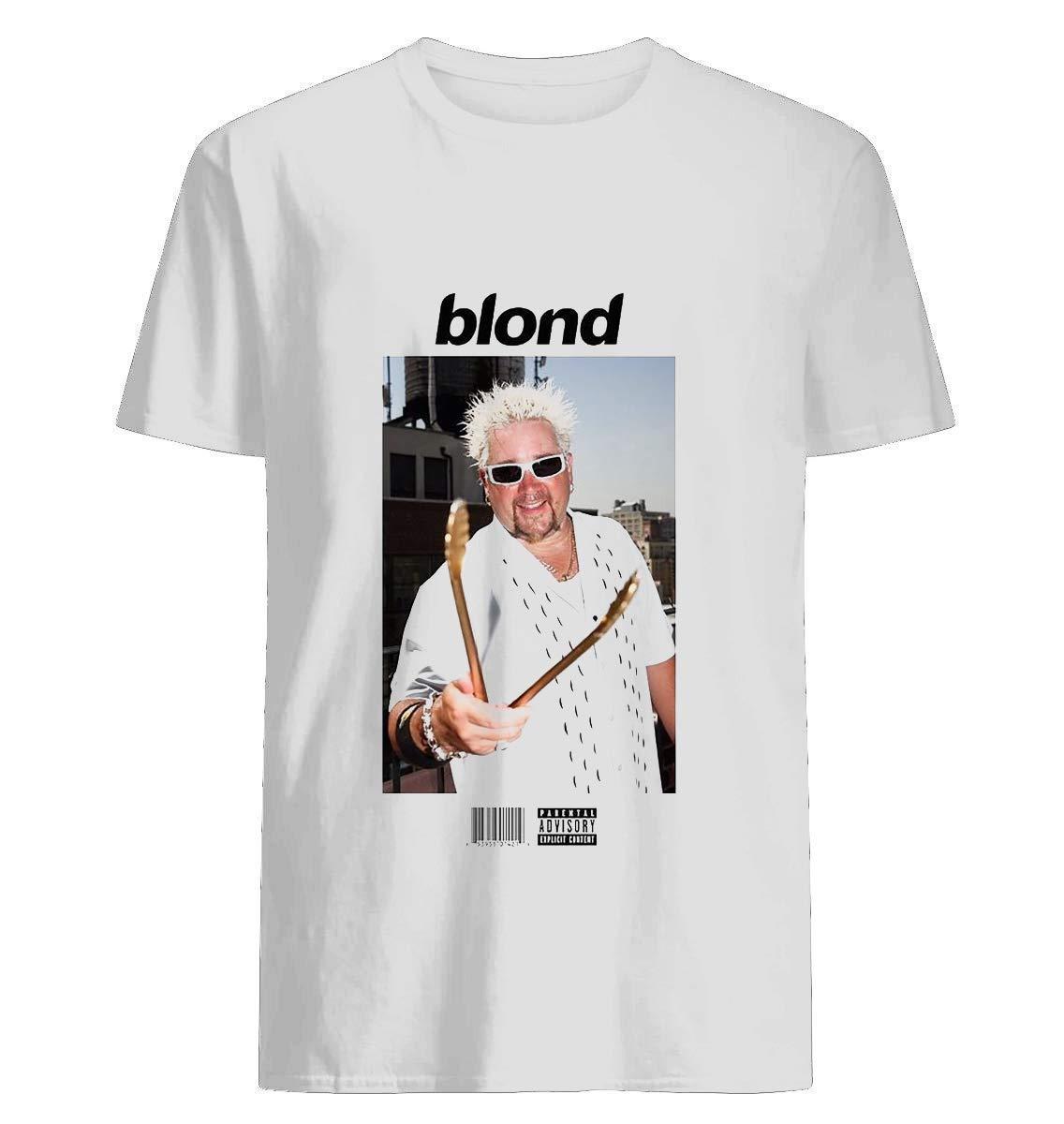 Blond Frank Ocean X Guy Fieri 36 T Shirt For Unisex