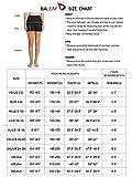 """BALEAF Women's 5"""" High Waist Workout Yoga Running"""