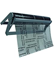 "Plasticover Automotive Carpet Protection Film Dispenser for Rolls Upto 24"" Wide"