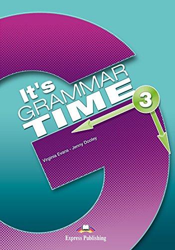 Its Grammar Time 3 Students Book: Amazon.es: Express Publishing (obra colectiva): Libros en idiomas extranjeros