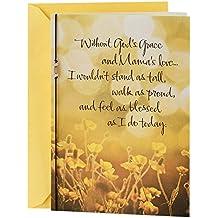 Hallmark Mahogany Religious Mother's Day Greeting Card for Mom (God's Grace)