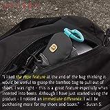 PURGGO Bamboo Charcoal Shoe Deodorizer Air
