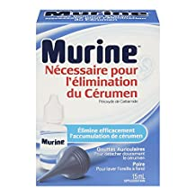 Murine Ear Wax Removal System