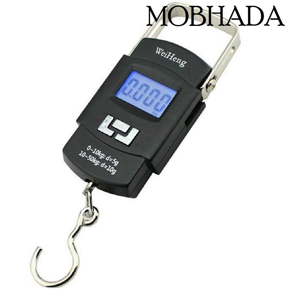 MOBHADA 10 g-50 Kg Digital Hanging Weight Scale product image