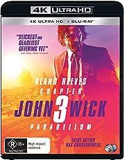 John Wick: Chapter 3 - Parabellum [2 Disc] (4K Ultra HD + Blu-ray)