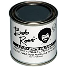 Weber R62-07 Martin/F Bob Ross 236-Ml Oil Paint, Liquid White