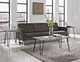 Ameriwood Home  Owen Retro Coffee Table with