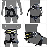 X XBEN Climbing Harness Professional Mountaineering