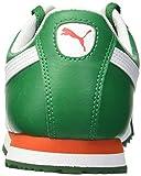 PUMA Unisex-Child Roma Basic Sneaker, Verdant Green
