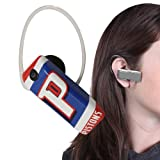 Earloomz SL-454 Detroit Pistons - Bluetooth Headset - Retail Packaging - Blue/Silver