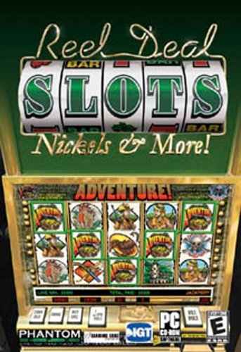 Reel deal slots - 5 reel slot machines gambling miami history